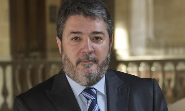 Miquel Àngel Fraile, secretari de la Confederació de Comerç de Catalunya