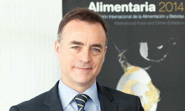 Josep Antoni Valls, director general d'Alimentaria Exhibitions