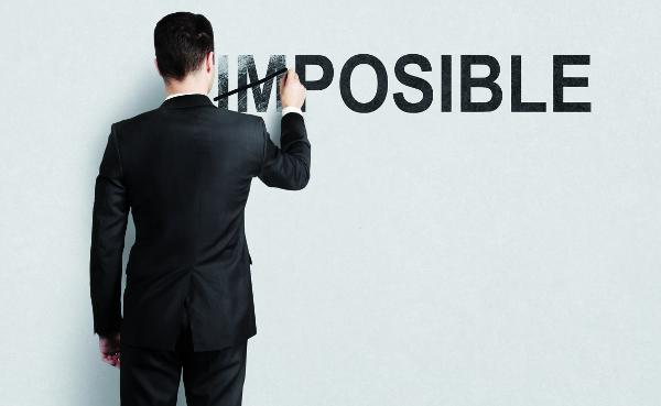 No hi ha solucions fàcils, pèro amb una mica d'actitud, segur que aconseguim fer possible allò impossible.