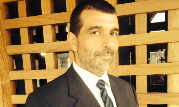 Enrique Arranz, president del Col·legi de Detectius de Catalunya,