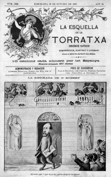 La Esquella de la Torratxa, núm. 1084, 20/10/1899