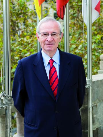 Miquel Valls, President del Consell General de Cambres de Catalunya