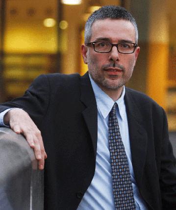 Dr. Xavier Torrens, Professor de Ciència Política a la UB i sociòleg.