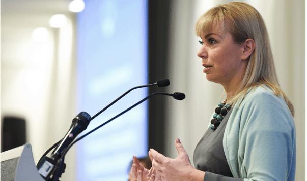 Elżbieta Bieńkowska. Comissària europea de Mercat Interior, Indústria, Emprenedoria i Pimes