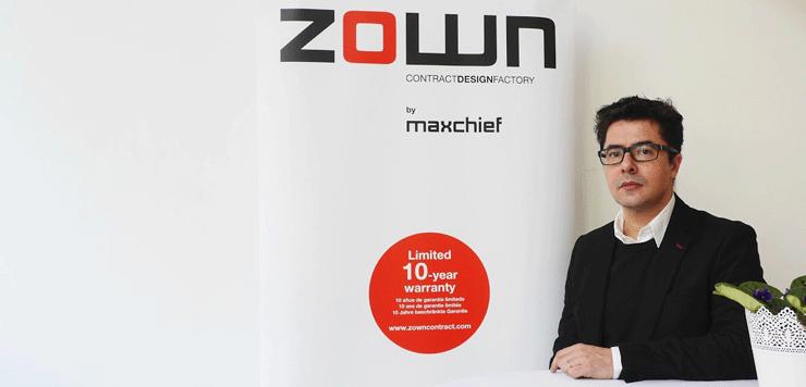 Joan Chavarria. Cofundador i director de màrqueting de Maxchief Europe
