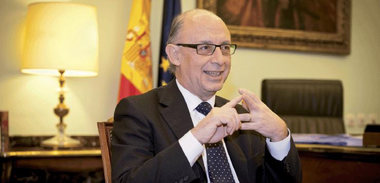 Cristóbal Montoro. Ministre d'Hisenda i Administracions Públiques