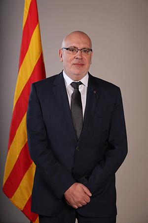 """Jordi Baiget assegura que """"la presència d'alumnes internacionals en les universitats catalanes és bona a causa de l'augment de la riquesa intel·lectual, cultural i científica que suposa""""."""