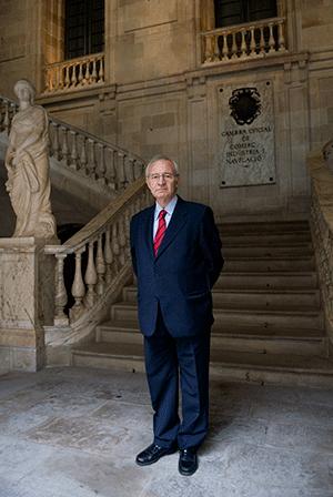 """El president de La Cambra considera que """"les condicions que ofereix la societat espanyola no són prou atractives per a determinats professionals"""". Per això, per evitar la fuga de talents, al seu parer """"s'hauria d'incentivar la investigació, la innovació i el coneixement""""."""