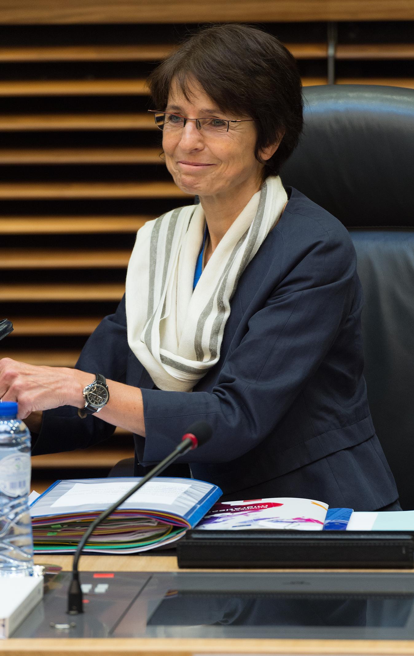 Marianne Thyssen afirma que