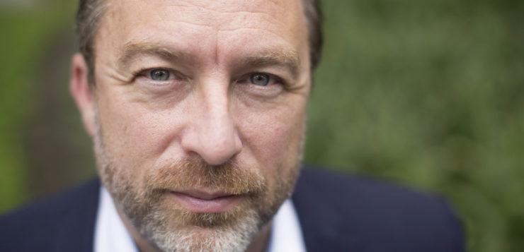 """Entrevista a <span style=""""color: #9D9C9C; font-weight: bold;"""">Jimmy Wales,</span> cofundador de Wikipedia y presidente emérito de la Fundación Wikimedia"""