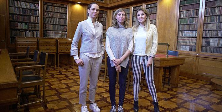 "<span style=""color: #619A88; font-weight: bold; "">Elisenda Bou-Balust de Vilynx, Julia Puig d'Opportunity Network i Sara Werner de Cocunat, </span>finalistes al XXVI Premi Jove Empresari"