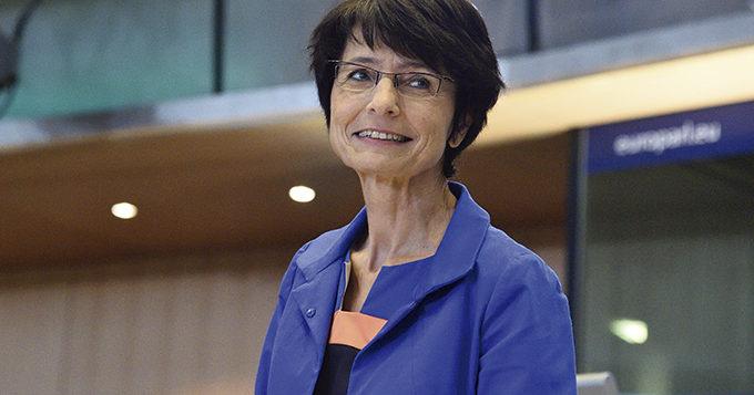 "Entrevista a <span style=""color: #619A88; font-weight: bold; "">Marianne Thyssen,</span></span> Comisaria europea de Empleo, Asuntos Sociales y Movilidad Laboral"
