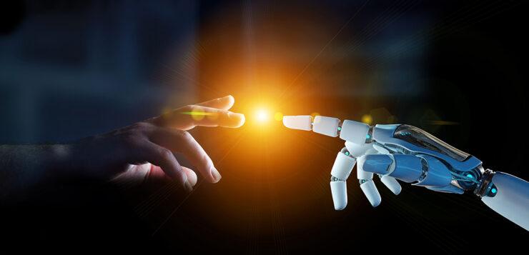 """<span style=""""color: # b8b4b4; font-weight: bold;"""">Ciencia ficción y realidad. Una mirada a la ética aplicada a la IA."""